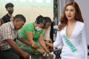 Giới giải trí sững sờ vì sự ra đi đột ngột của Hoa hậu Chuyển giới Myanmar