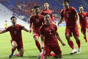 Bảng xếp hạng vòng loại World Cup: Việt Nam thắng liền hai trận đã giành vé hay chưa?