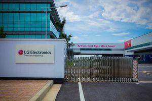 Công ty TNHH LG Electronics Việt Nam bị tạm đình chỉ chế độ ưu tiên về hải quan