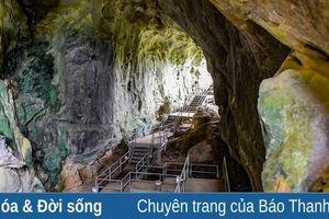 Thăm Di tích Quốc gia đặc biệt hang Con Moong