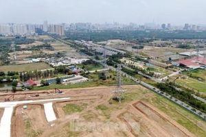 Hệ số điều chỉnh giá đất mới của Tp.HCM cao nhất là 2,5 lần