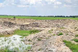 Xử lý hình sự nhiều vụ vi phạm các quy định về sử dụng đất đai