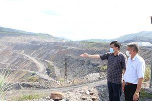 Than Núi Béo: Đảm bảo an toàn ranh giới mỏ