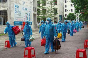 Khoảng 3.000 lao động tại Bắc Giang sẽ được đón về địa phương