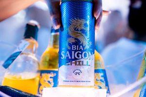 Bia Sagon Chill - Ấn tượng 'Công thức lên men lạnh âm 2 độ C'
