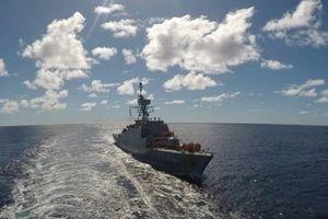 Tàu chiến Iran lần đầu tiến vào Đại Tây Dương, Mỹ phản ứng ra sao?
