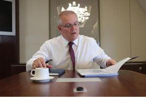Thủ tướng Australia ủng hộ hệ thống cảnh báo sớm về dịch bệnh và cải tổ WHO