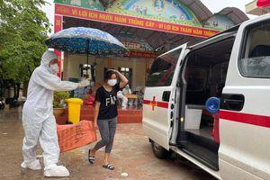 Điện Biên sẽ đón hơn 1.300 công dân về từ Bắc Giang