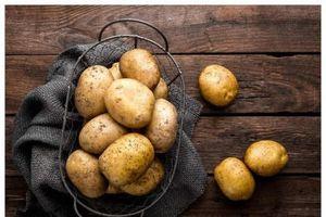 Luộc khoai tây ngon hoàn hảo cũng là nghệ thuật