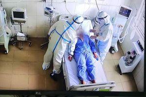 Nữ bệnh nhân mắc COVID-19 trên nền ung thư phổi tử vong