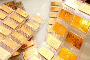 Vàng quay đầu giảm phiên cuối tuần vì áp lực USD mạnh lên