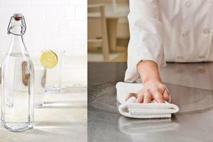 9 công dụng thần kỳ của giấm trắng trong nhà bếp