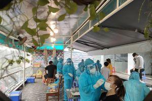 TP.HCM: 12 người cùng khu trọ ở quận 8 mắc COVID-19