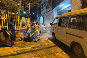 Phú Thọ ghi nhận ca dương tính SARS-CoV-2 là phụ nữ bán hàng ở Đông Anh, Hà Nội