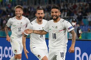 Italia thắng đậm ở trận khai mạc Euro 2020