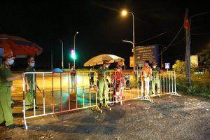 Hà Tĩnh: Phát hiện 2 trường hợp ở Xuân Hải, Lộc Hà dương tính với SARS-CoV-2