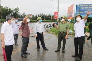Hà Tĩnh: Thiết lập vùng cách ly y tế toàn xã Thạch Kim và thị trấn Lộc Hà từ 12 giờ trưa nay 12/6