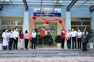 Bắc Ninh khánh thành Trung tâm Hồi sức tích cực 100 giường