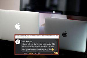Tại sao Apple lại bỏ 'táo sáng' đặc trưng trên MacBook?