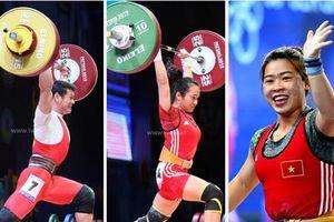 3 lực sỹ Việt Nam giành suất chính thức tới Olympic Tokyo