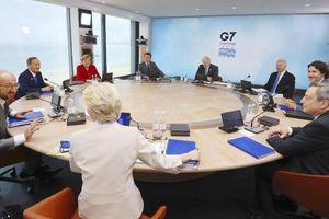 Nhóm G7 khởi động kế hoạch toàn cầu B3W đối trọng sáng kiến Vành đai-Con đường