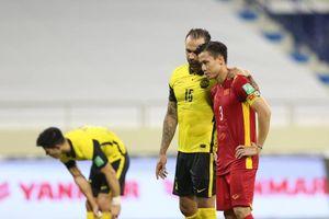 Malaysia tính khởi kiện trận thua đội tuyển Việt Nam