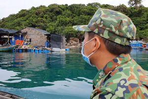 Đồn biên phòng đảo Thổ Châu dồn sức chống dịch COVID-19