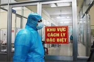 Bắc Giang: Phê bình Chủ tịch huyện để phát sinh nhiều ca F0 trong khu cách ly