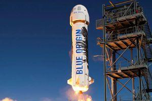 Chi gần 30 triệu USD để bay vào vũ trụ cùng Jeff Bezos
