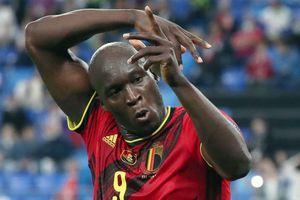 Lukaku mang đến niềm tin chiến thắng cho tuyển Bỉ