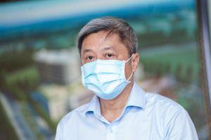 Thứ trưởng Bộ Y tế làm việc với TP.HCM sau 22 ca nhiễm SARS-CoV-2