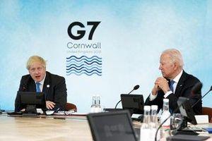 G7 chuẩn bị đối phó đại dịch kế tiếp
