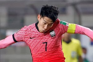 Hàn Quốc giúp tuyển Việt Nam rộng cửa đi tiếp ở vòng loại World Cup