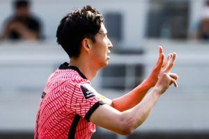 Highlights Hàn Quốc - Lebanon: Son Heung-min ghi bàn quyết định
