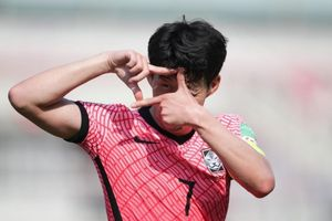 Son Heung-min cùng Hàn Quốc vào vòng loại cuối World Cup