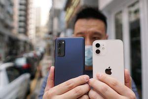 Lý do iPhone thường được 'lấy cảm hứng' từ Android