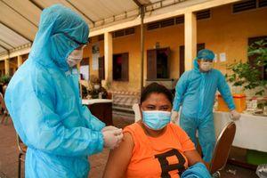 Campuchia có ngày kỷ lục về số bệnh nhân Covivd-19 tử vong