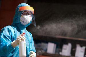 3 F1 và một người đi khám bệnh ở Hà Tĩnh nhiễm nCoV