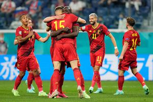 Bảng B tại EURO 2020: Lukaku ghi bàn giúp Bỉ đánh bại Nga