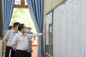 Hà Nội: Kỳ thi lớp 10 THPT công lập đã diễn ra thành công