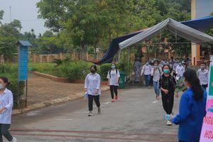 Kỳ thi 10 của đồng bào miền núi Minh Quang, huyện Ba Vì ra sao?
