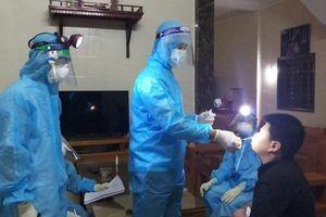 Nghệ An: Truy vết 16 F1 liên quan bệnh nhân người Hà Tĩnh tại Trung tâm tiêm chủng VNVC