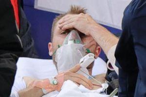 Christian Eriksen ổn định sau cơn đột quỵ tại EURO 2020