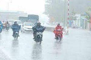 Các địa phương đề phòng mưa lớn do bão số 2