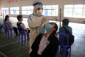 Đà Nẵng: Xét nghiệm COVID-19 cho hơn 13.000 học sinh thi vào lớp 10