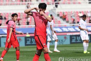 Hàn Quốc hạ Lebanon 2-1, Việt Nam rộng cửa tại Vòng loại World Cup
