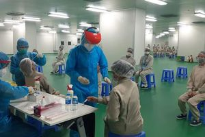 TP HCM: 11.181 người được tiêm vắc-xin đợt 3, 298 ca mắc Covid-19 điều trị khỏi