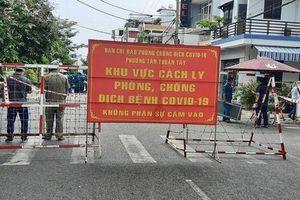 Phong tỏa nơi ở của 1 nhân viên Bệnh viện Bệnh Nhiệt đới TP HCM