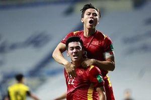 Đội tuyển Việt Nam sáng cửa vào vòng loại thứ 3 World Cup 2022 khu vực châu Á