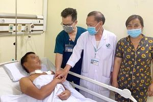 Cấp cứu thành công trường hợp bệnh nhân bị sốc nhiệt nặng